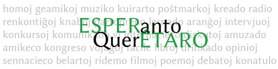 Como se escribe feliz cumpleanos en esperanto